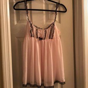 Victoria's Secret Babydoll nightgown